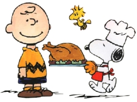Happy Thanksgiving, Charlie Brown!
